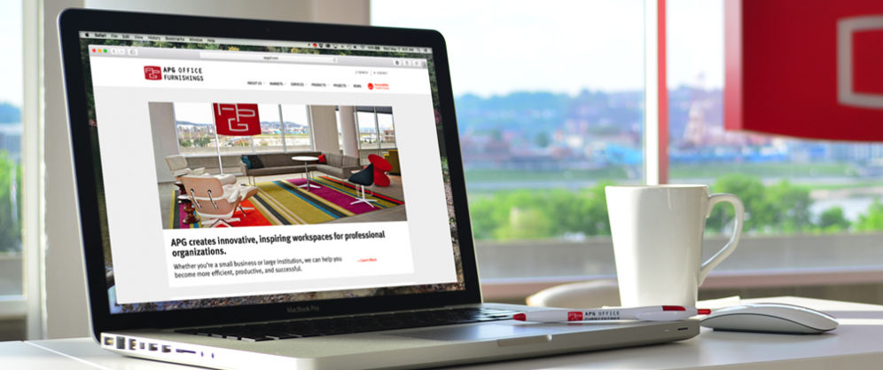 APG Launches New Website!