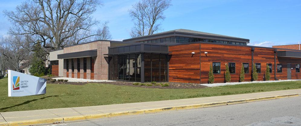 Dayton Metro Library: Miamisburg Branch