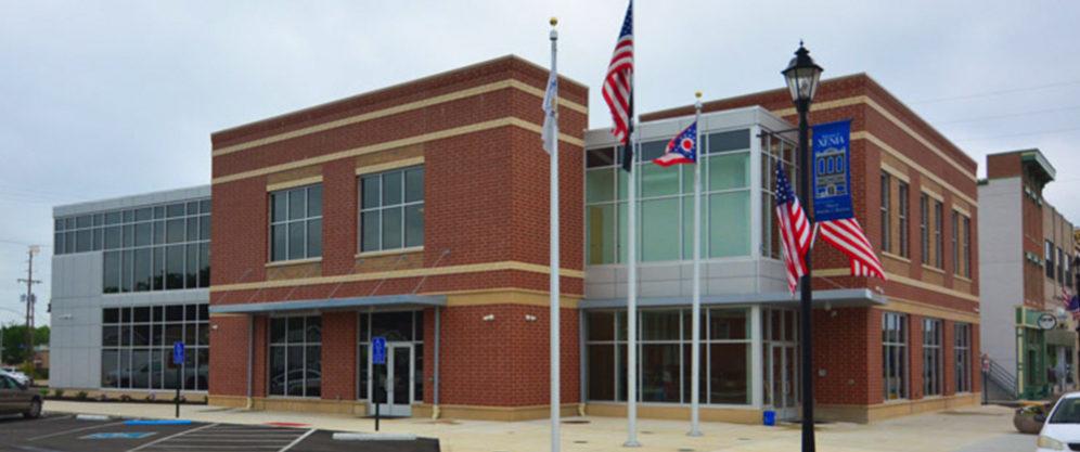 Xenia, Ohio, City Building - NEW!