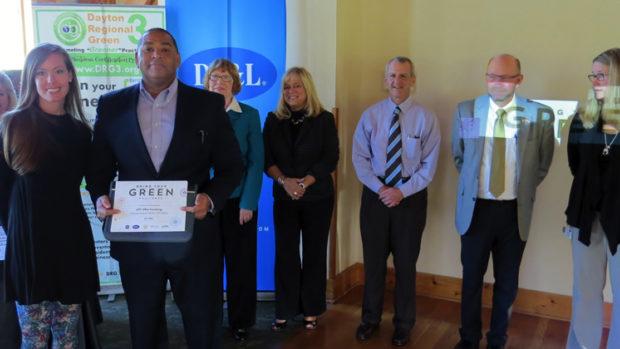 Dayton: Green Business Certified!