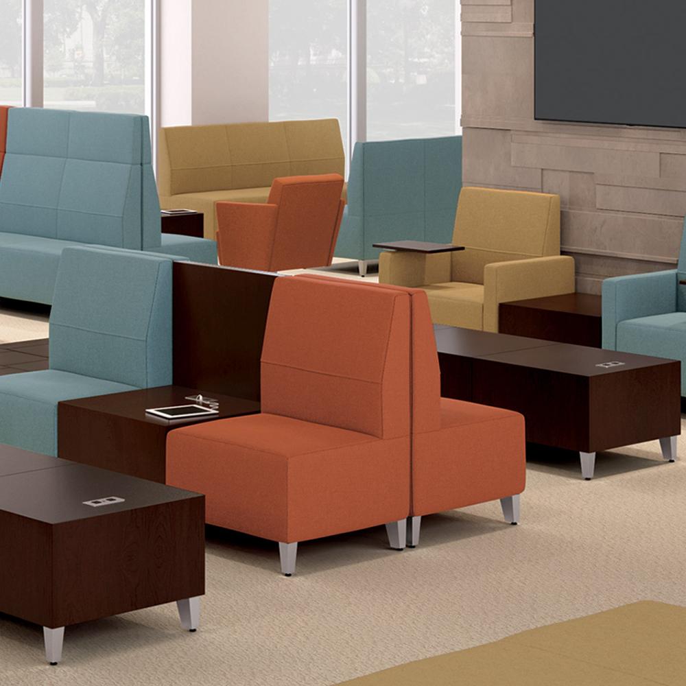 Fringe Seating