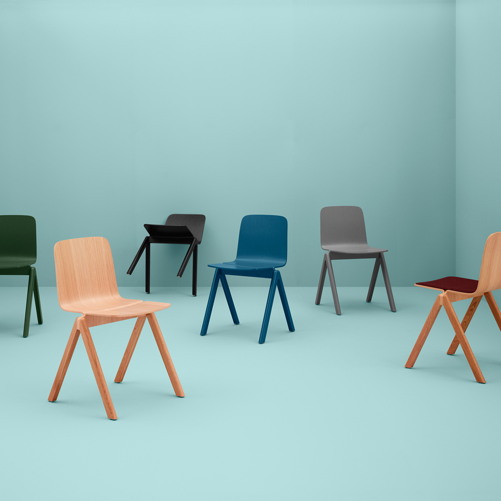Hay About A Chair Side Chair A