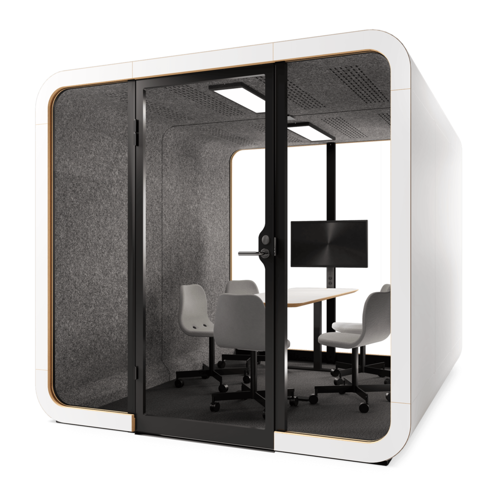 Framery 2Q White 1000X1000